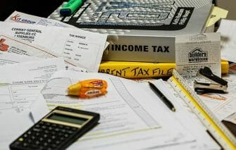How to open an Income tax file?
